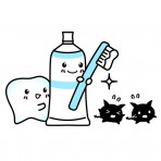 虫歯について。~虫歯にならないように家庭で出来る事~